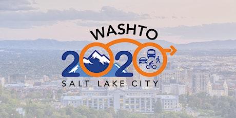 WASHTO 2020 Sponsorship & Exhibitors tickets