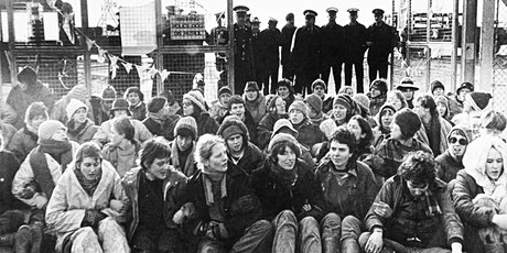 Disarming Patriarchy: Feminism and Political Action at Greenham tickets
