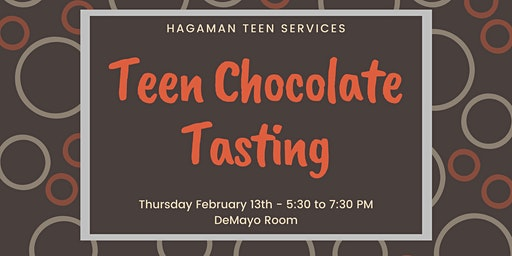 Teen Chocolate Tasting
