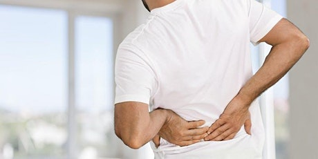 RECLAIM YOUR BACK - SAFE AND EFFECTIVE WAYS TO TREAT BACK PAIN AND SCIATICA tickets
