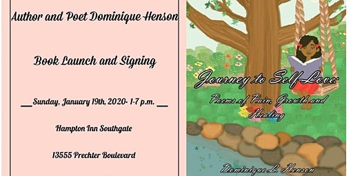 Dominique Henson's Book Launch/ Signing