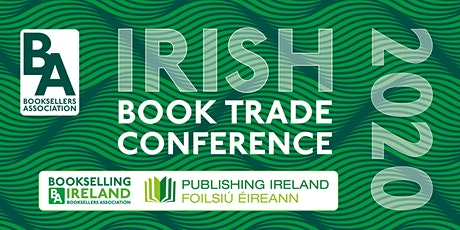 Irish Book Trade Conference 2020 tickets
