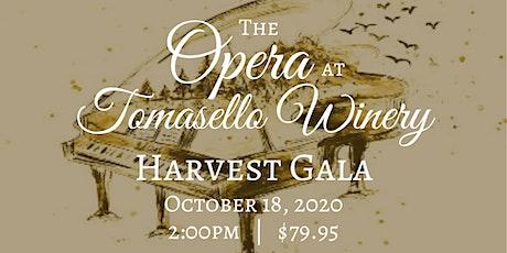 2020 Harvest Opera Gala tickets