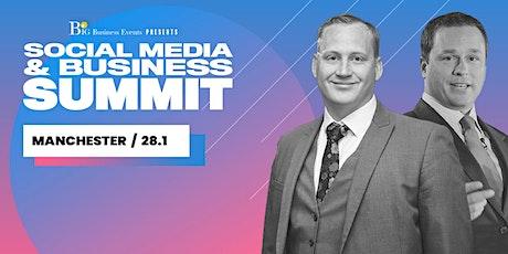 Social Media & Business Summit - Manchester tickets
