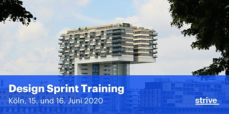 Strive Design Sprint Training Köln (2 Tage, Deutsch) Tickets