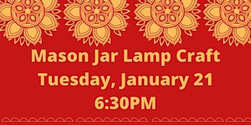 Upcycled Bohemian Mason Jar Lanterns (Adult/YA)