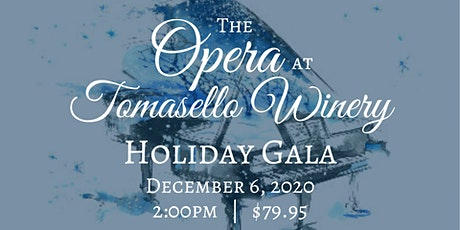 2020 Holiday Opera Gala tickets