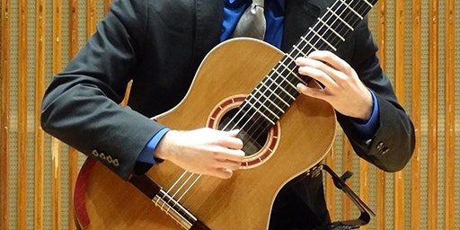 Classical Guitar Studio Recital - Young Artists Conservatory of Music