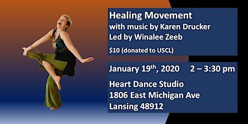 Healing Movement with Winalee Zeeb