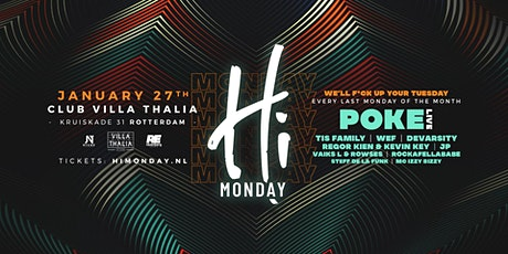 Hi Monday | 27 januari tickets