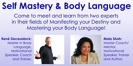 Self Mastery and Body Language tickets