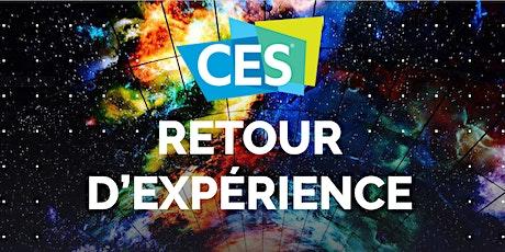 Conférence : Retour sur le CES 2020 - NANTES billets