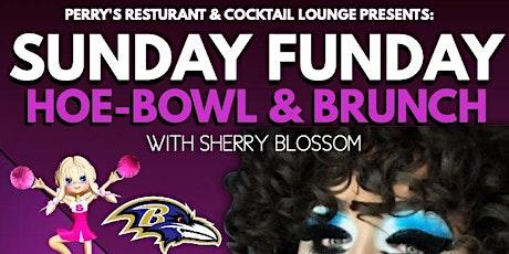 Sunday Funday Hoe-Bowl & Brunch tickets
