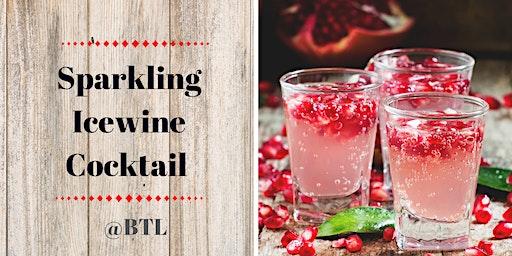 Sparkling Icewine Cocktail
