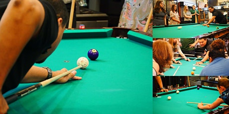 The Art of Billiards — Workshop with Mark Finkelstein, Pro Pool Instructor tickets