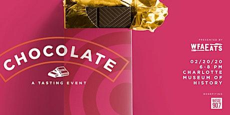 WFAEats CHOCOLATE Tasting Event tickets