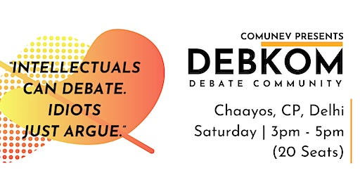 Debkom -  Debate Community