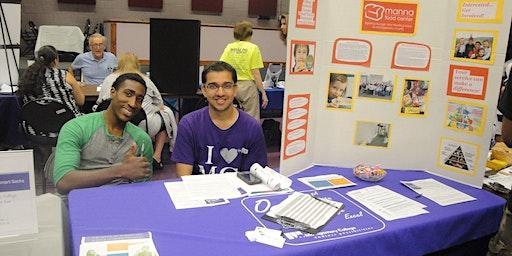 Montgomery College Rockville Volunteer Fair Spring 2020