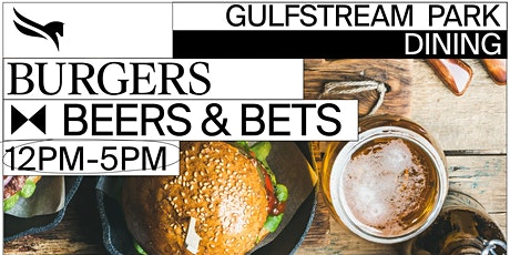 Beers, Burgers, & Bets tickets