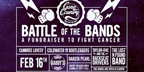 Gone Country Battle Of The Bands tickets