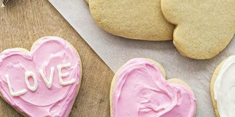 Valentines Cookie Decorating! tickets