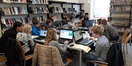 CoderDojo Lanaken - 26/01/2020 tickets