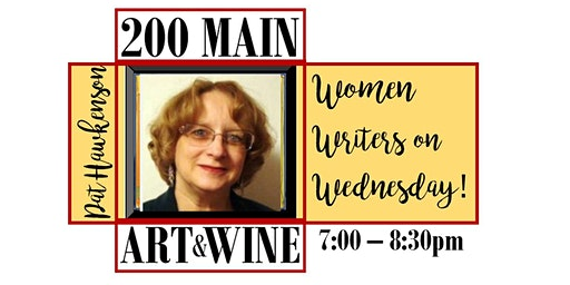 Women Writers with Pat Hawkenson