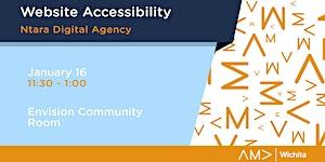 AMA Wichita- Website Accessibility- Ensure Equal...