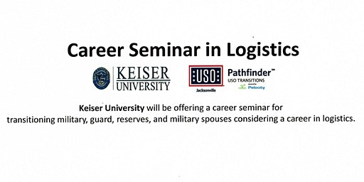 USO Pathfinder - Career Seminar in Logistics