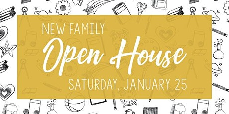 Eastex-Jensen Classical Academy Open House tickets