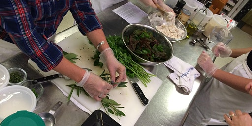Cooking Class: Dinner in Spain @ The Farm House Kitchen