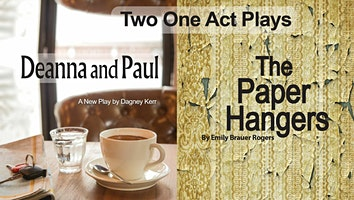 """The Paper Hangers/Deanna and Paul"""