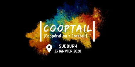 Cooptail (Coopération + Cocktail) tickets