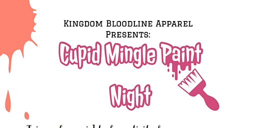 Cupid Mingle Paint Night