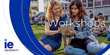 Admissions Workshop: ¿Cómo Financiar tu Máster del IE? boletos