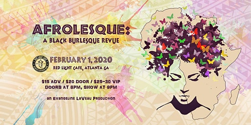 Afrolesque: A Black Burlesque Revue