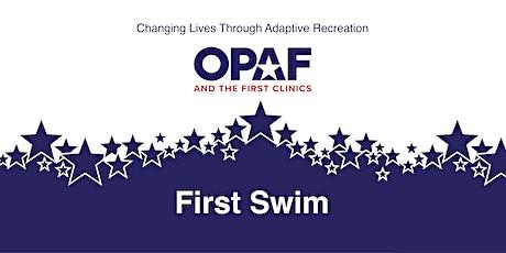 First Swim - Spectrum O & P - Clinic Participant Registration tickets