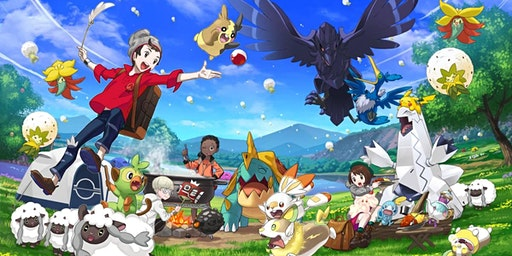 Prerelease Pokémon Spada e Scudo