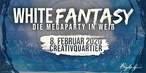 Dorstens Megaparty in Weiß // WHITE FANTASY