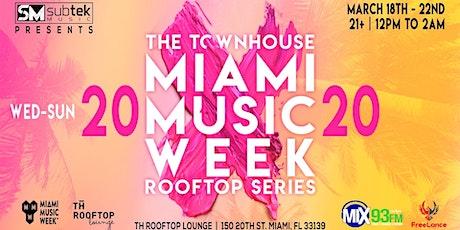 Subtek Presents MMW Rooftop Series (ALL WEEK PASS) tickets