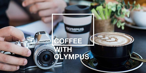 Coffee with Olympus at the Camera Shop (Function Buttons)