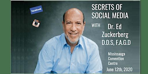 Secrets of Social Media with Dr. Ed Zuckerberg