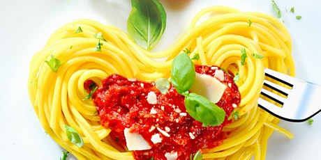 Valentines Love for Pasta - Cooking Class tickets