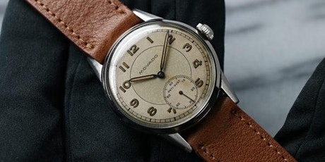 Vintage watch collecting and horology meet up/discussion tickets