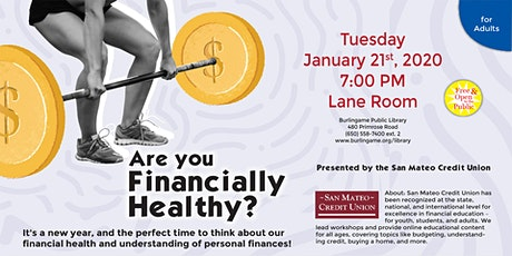 Are You Financially Healthy? tickets