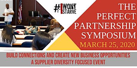 The Perfect Partnership Symposium tickets