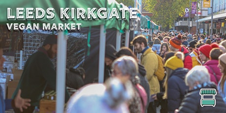 Leeds Kirkgate Vegan Market tickets