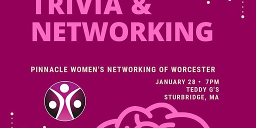 Trivia and Networking PWN Worcester