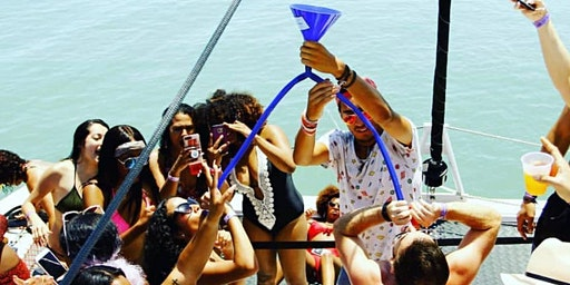 SPRING BREAK - MIAMI BEACH - VIP BOAT PARTY