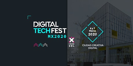 Digital Tech Fest entradas